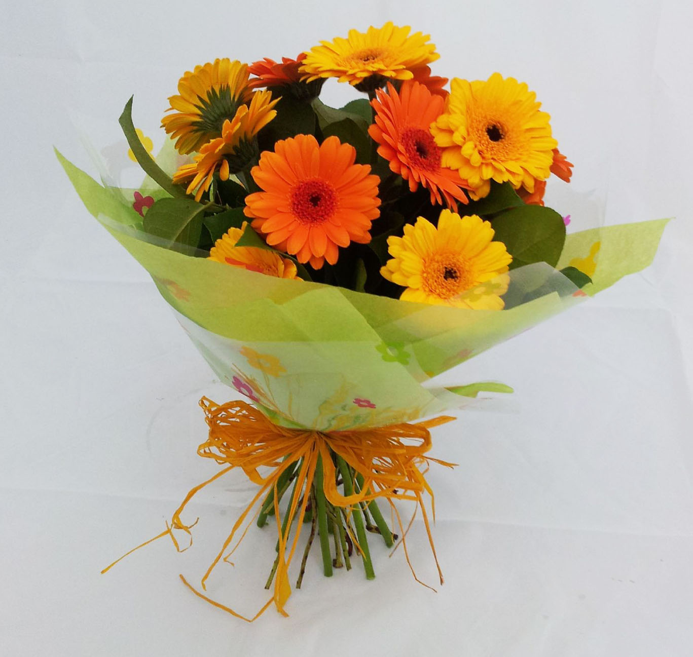 Image result for Mixed Gerbera Bouquet